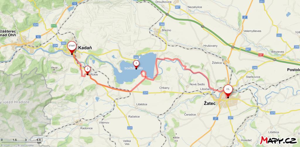 Cyklostezky Kadaň