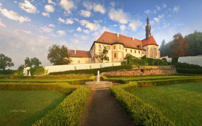 Františkánský klášter Kadaň