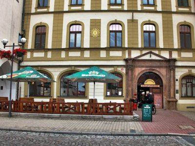Pivní restaurace Kadaň